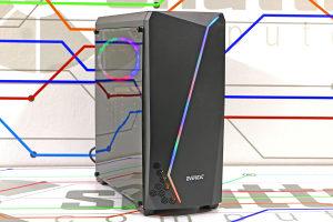 GAMING PC - EVEREST X-Line V4 - i7 2600 - RX 570 NITRO