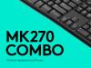 Tastatura i miš Logitech MK270r