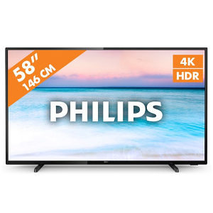 Philips LED TV 58PUS6504/12 4K Smart