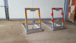Parking stub/stubic/rampa/blokada/čuvar/barijera