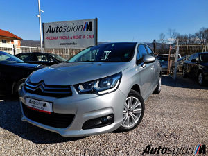 Citroen C4 1.6 BlueHDI *Facelift*