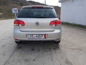 Volkswagen Golf 6 2.0 TDI TEK UVEZEN