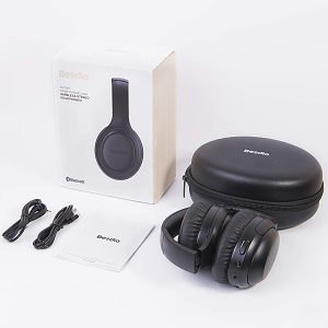 BESDIO Noise Cancelling Wireless Headphones BE-EH008