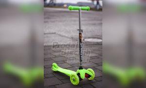 Trotinet / Romobil / Skuter - svjetleci tockovi 60 kg