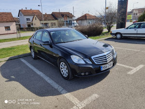 Mercedes-Benz E220cdi 2010 gp 7G TRONIC extra stanje