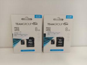 Memorijska kartica Micro SD 8GB Team Group