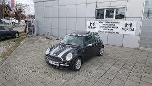 Mini Cooper 1,6 Benzin 126000km Full Oprema