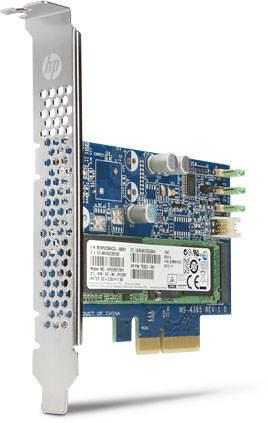 HP Z Turbo Drive PCIe 3.0 X4 + 256GB M.2 SSD 742006-003