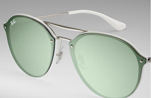 Ray-Ban RB4292N BLAZE DOUBLEBRIDGE MADE IN ITALY