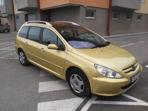 Peugeot 307 HDI 1.6 Dizel 2004god