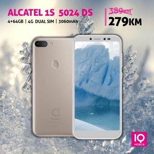 Alcatel 1s | 5,5 incha |4 GB + 64 GB |Dual Sim