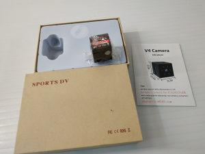 Mini DV HD 1080P  špijunska kamera, spy cam