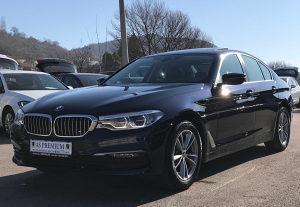 BMW 520d Luxury line 2018g *9tisuca*kil.