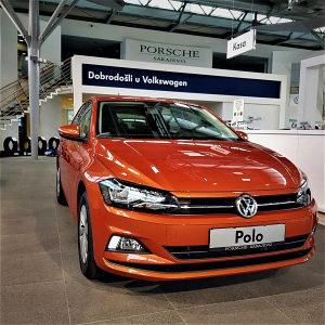 VW POLO 1.0 TSI Comfortline+ AKCIJA!