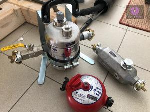 Nauljivač, kantica za ulje, mazalica za pneumatske