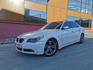 BMW 530d Automatik, koza, siber,xenon E60 530