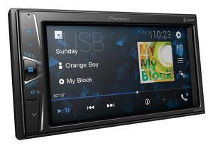 Auto Multimedija Player Pioneer DMH-G220BT LED Ekran