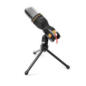 Mikrofon STUDIO PRO, tripod, Crystal clear sound