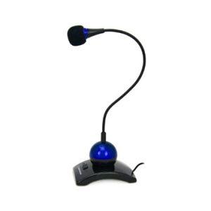 Mikrofon ESPERANZA DESKTOP CHAT, switch, 3,5mm