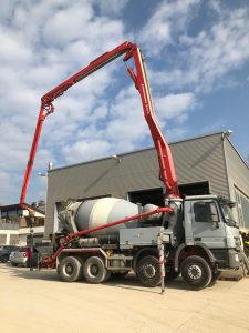 Actros 32 44 Putzmeister 24m 125mm Pumpa za beton