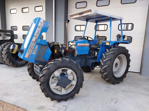 Traktor LANDINI 6060 TURBO*500 radni sati* 4x4 Duplak