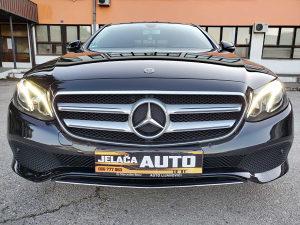 Mercedes E220 model 2018 Avantgard