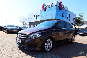 Mercedes B 220 CDI 7G-Tronic EXCLUSIVE PLUS FACELIFT