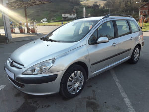 PEUGEOT 307 2.0 HDI 79 KW 2003
