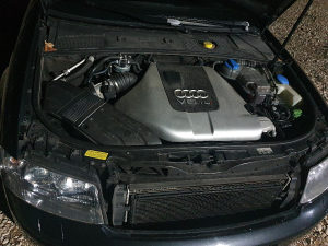 Motor audi A4 A6 2.5 TDI vozilo doslo iz CH.