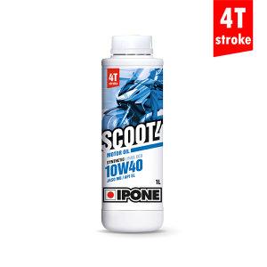 Ipone Scoot 4T Ulje za 4T Skutere 10w40
