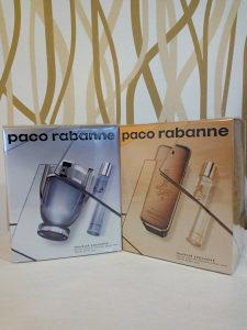 Paco Rabanne Invictus & One Million Set Pakovanja