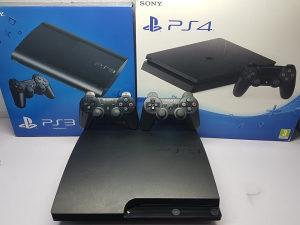PlayStation 3 Slim Cipovan 30 igara pes 20