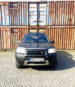 Land Rover Freelander 2.0 80kw