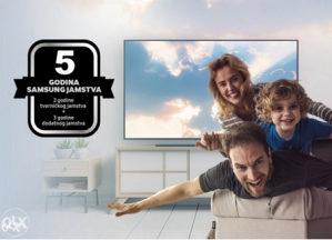 """Samsung 4K 75"""" UltraHD TV 75RU7022 GARANCIJA 5 GODINA"""