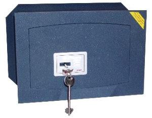Ugradbeni zidni sef, 310 x 210 x 195 mm,