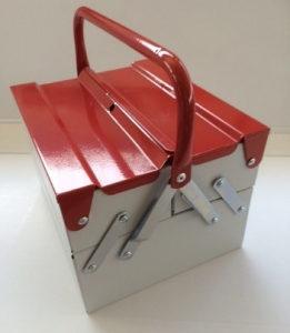 Kutija za alat ATENA 260 x 220 x 200 mm,