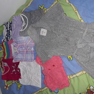 Majice za djevojcice 110-116