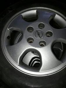 "Alu felge 15""  Opel"