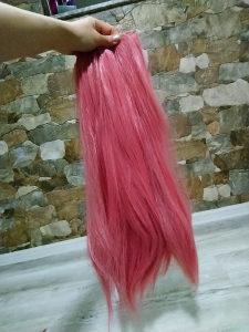 Kosa nadogradnja kose ekstenzije na klipse