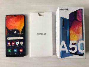 Samsung Galaxy A50 Blue 128GB