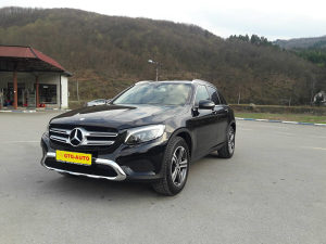 Mercedes GLC 220 D BlueTEC 4Matic 9G-Tronic