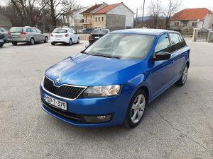 Škoda Rapid 1,6TDI