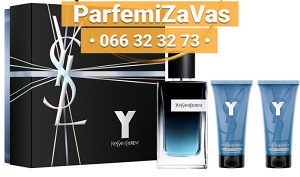 Yves Saint Laurent Y SET 100ml EDP + 50ml SG + 50ml ASB M 100 ml