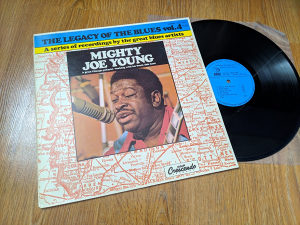 Legacy of the Blues - Mighty Joe Young - LP