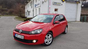 VW GOLF 6 2.0 TDI 81kw 2010 *Highline* Full Top uvoz VI