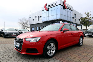Audi A4 2.0 TDI Sportpaket EXCLUSIVE PLUS Novi model