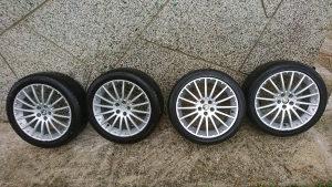 Alfa Romeo felge 17 aluminijske i gume