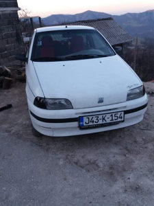 Karambolka prednja Fiat punto 93do 99 god