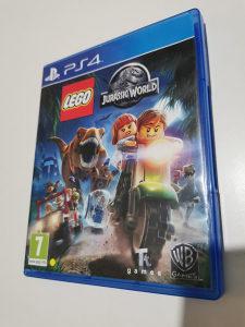 Lego Jurassic World Ps4 igrica