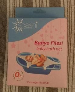 Mrezica za kupanje beba